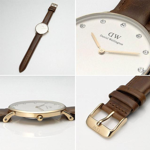 Daniel Wellington 0950DW 34mm