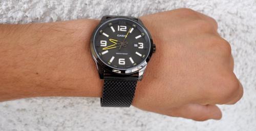 Casio часы 1332 mtr1183