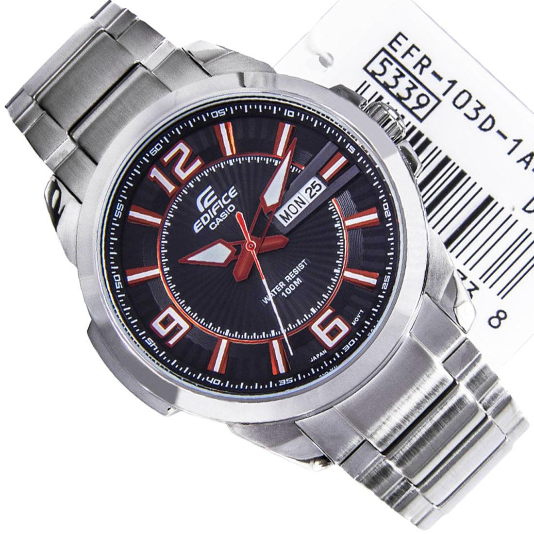 Наручные часы casio edifice ef 512d 1a - купить asterias
