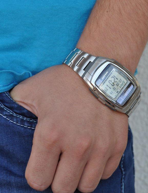 Купить часы casio db e30d 1