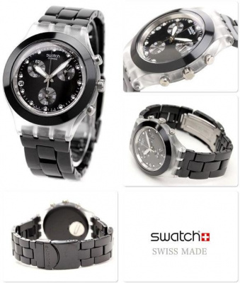 Swatch SVCK4035AG